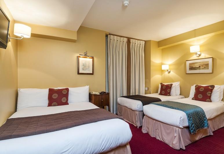 倫敦卡斯爾頓酒店, London, 四人房, 客房