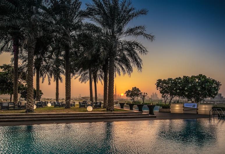 Crowne Plaza Festival City, Dubai, Hotellinteriör