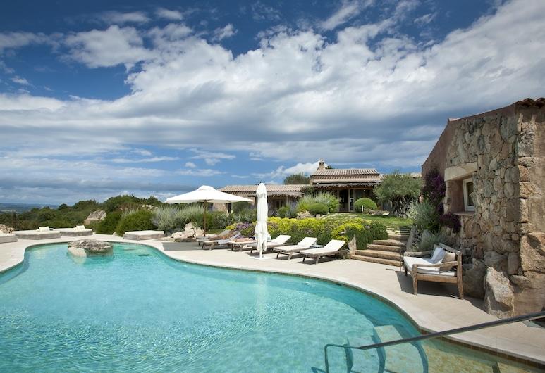 Petra Segreta Resort & Spa, Olbia, Outdoor Pool