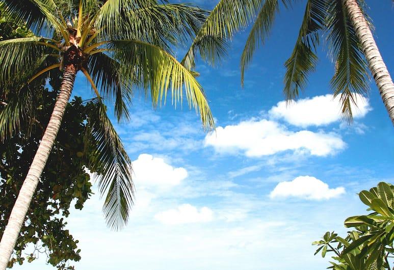 부리 라사 빌리지, 코사무이, 해변
