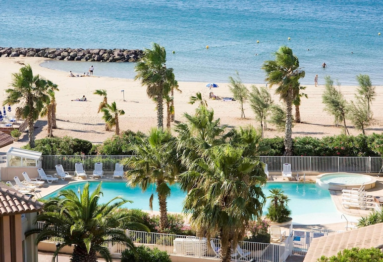 Mercure Thalassa Port Frejus - Spa Experience, Frejus, Voorkant hotel