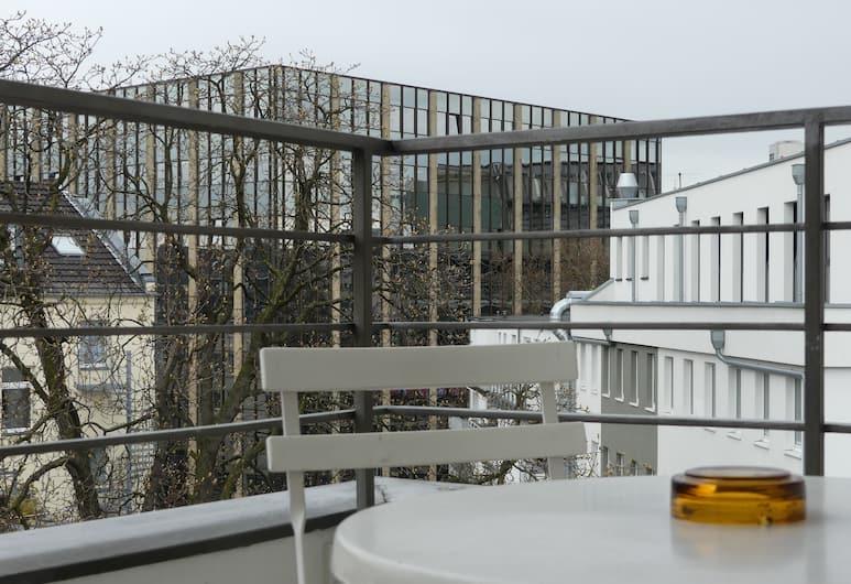 Appartel am Dom, Köln, Blick vom Hotel
