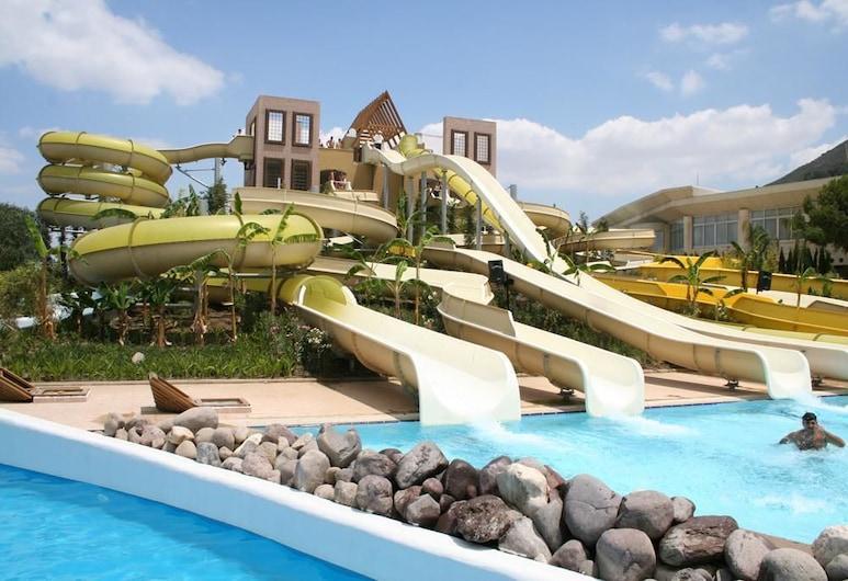 Balcova Thermal Hotel, Izmir, Waterslide