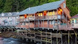 Reserve this hotel in Ketchikan, Alaska