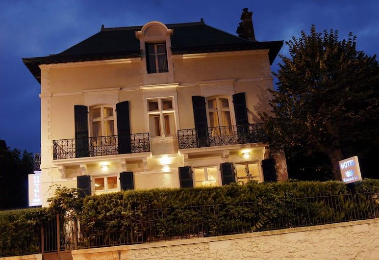 Hotel Edouard VII, Biarritz, Viesnīcas priekšskats