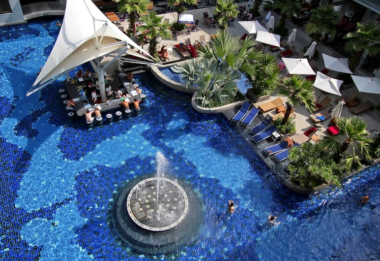 The Kee Resort & Spa, Patong, Outdoor Pool