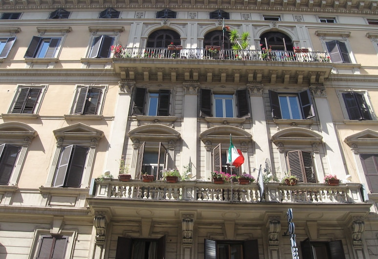 Aristotele Hotel, Rom, Værelse