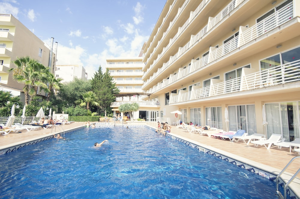 azuLine Hotel Bahamas, Playa de Palma