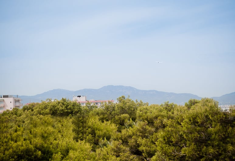 Hotel Playasol Palma Cactus, Playa de Palma, Kilátás a hegységre