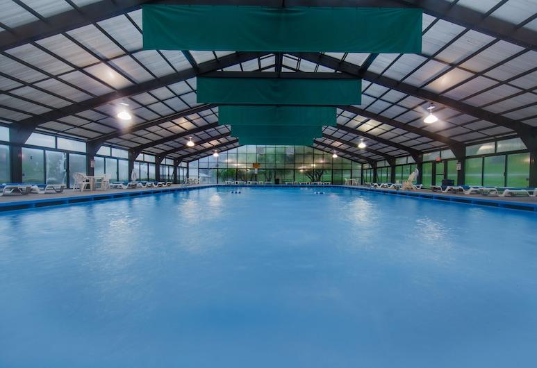 Holiday Inn Club Vacations Fox River Resort, an IHG Hotel, Sheridan, Krytý bazén