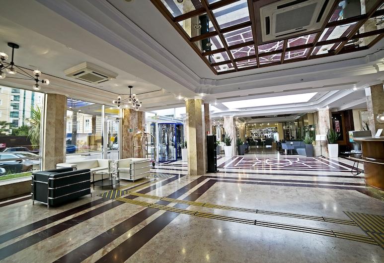Marins Park Hotel Sochi, Sochi, Lobby