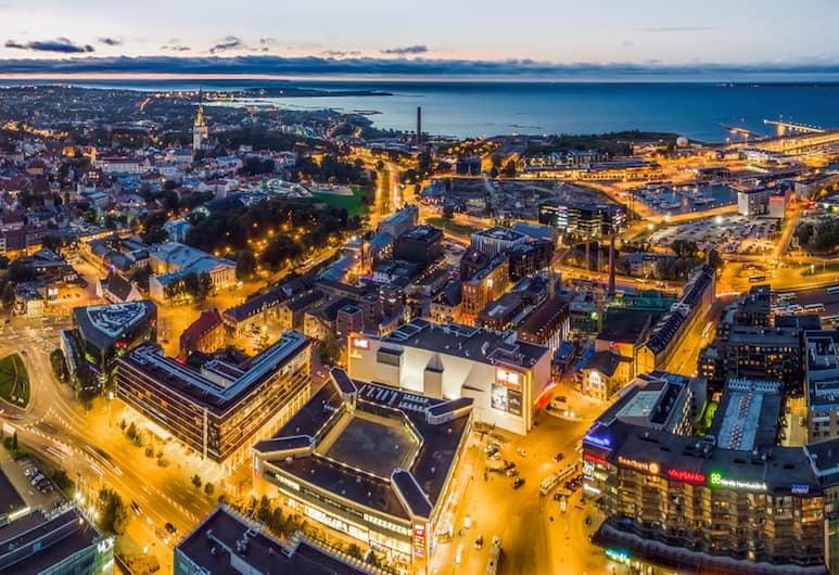 Nordic Hotel Forum, Tallinn, Ansicht von oben