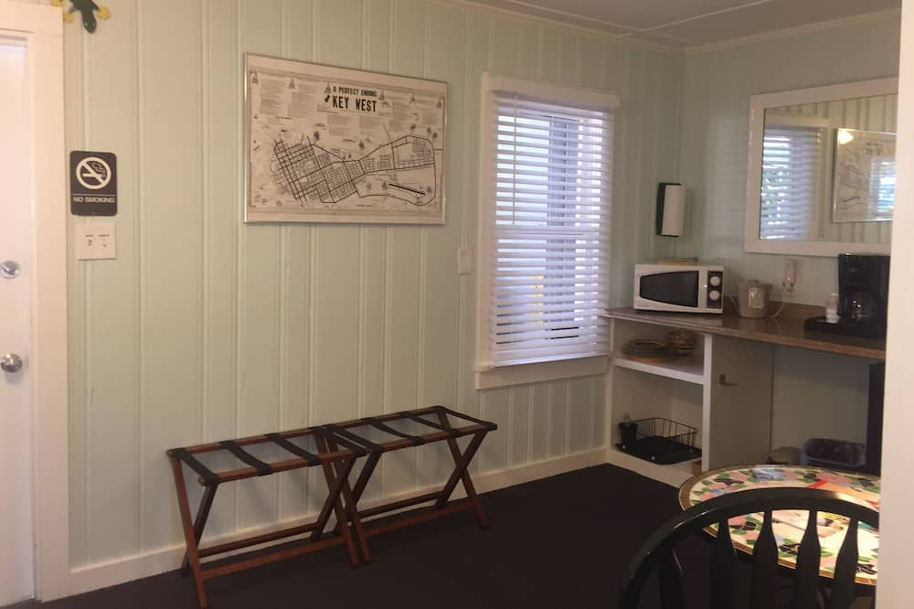 Deluxe Suite - Obývací prostor