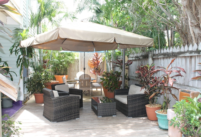 The Grand Guesthouse, Key West, Terrace/Patio