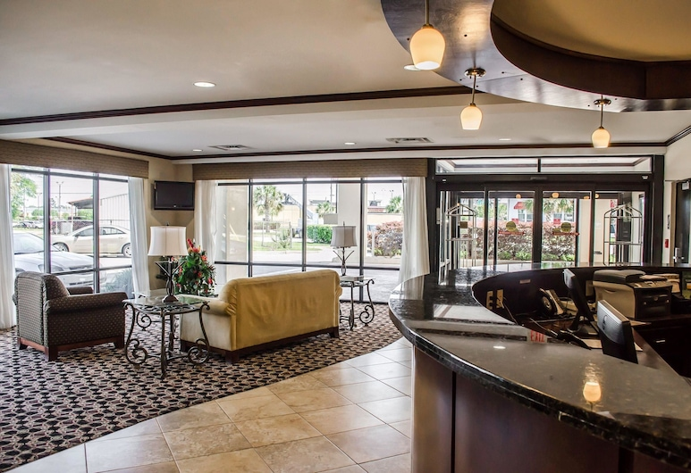 Comfort Suites North Mobile, Saraland, Lobby