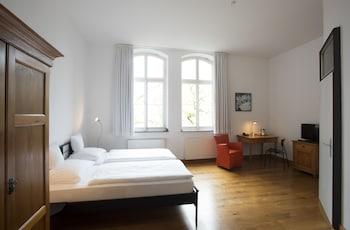 Mynd af Hotel MutterHaus Düsseldorf í Duesseldorf