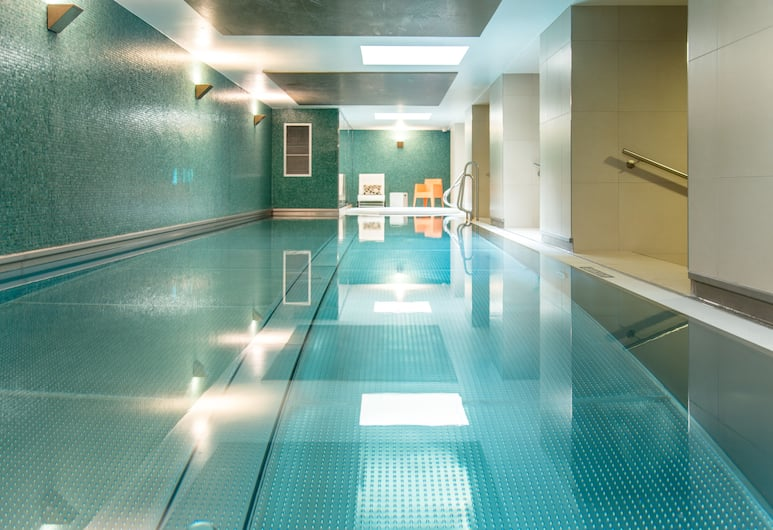 Adina Apartment Hotel Berlin CheckPoint Charlie, Berlin, Indoor Pool