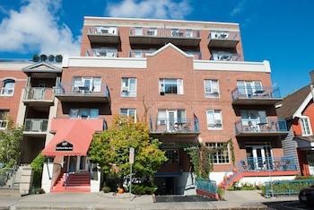 A(z) Byward Blue Inn hotel fényképe itt: Ottawa