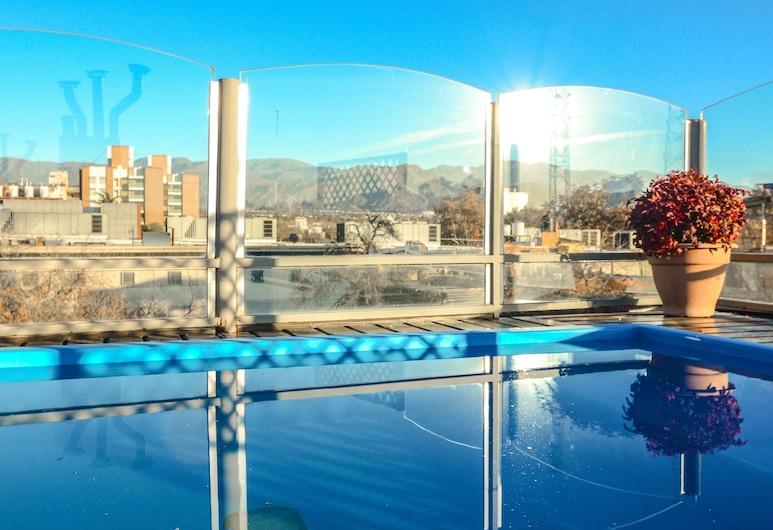 El Portal Suites, Mendoza, Kolam Renang Di Atap