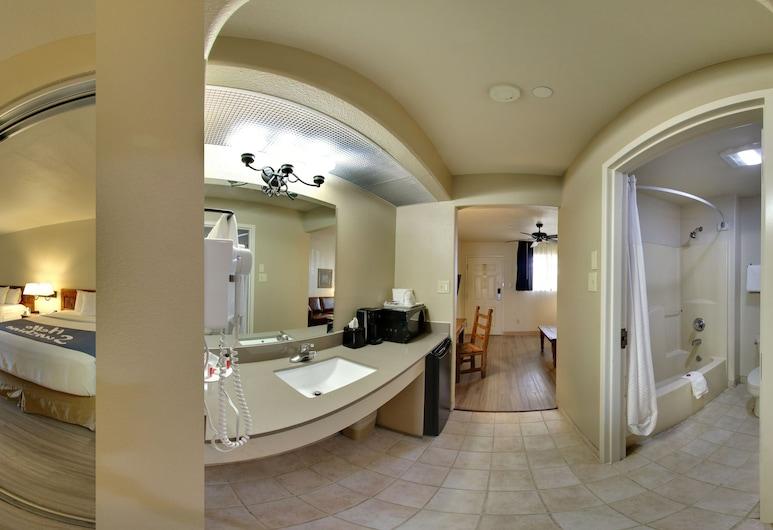 Days Inn & Suites by Wyndham Llano, Llano, Süit, 2 Büyük (Queen) Boy Yatak, Oda