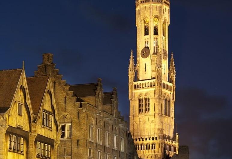Hotel Bourgoensch Hof, Bruges, Chambre