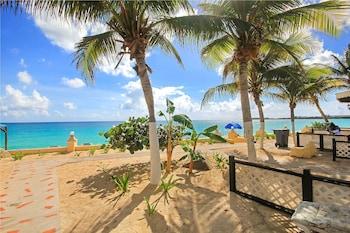 Foto van Mary's Boon Beach Resort & Spa in Simpsonbaai