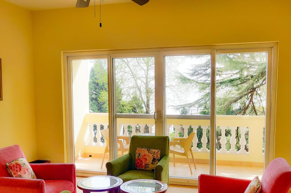 GARDEN VILLA ROOMS (2BHK Apartments) - Living Area