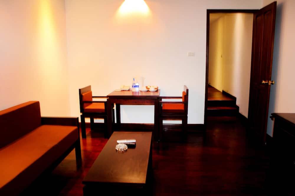 Juniorsvit - Vardagsrum