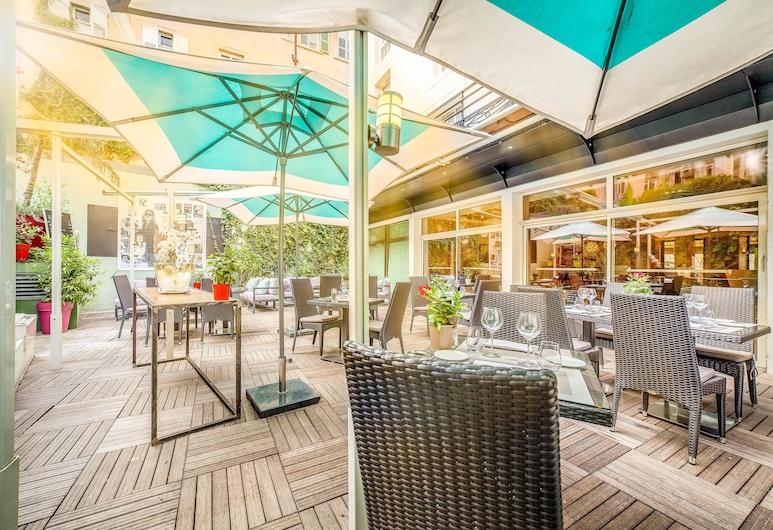 Hotel Montaigne & Spa, Cannes, Terras