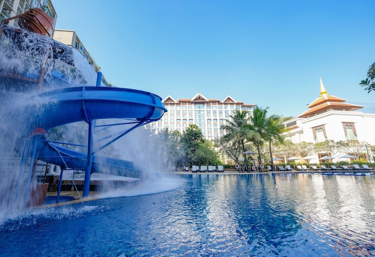 Shangri-La Hotel Chiang Mai, Chiang Mai, Toboggan aquatique