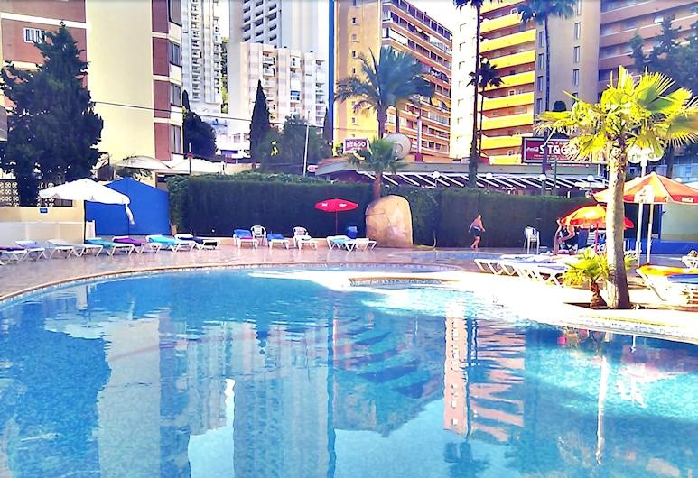 Apartamentos Levante Club, Benidorm, Outdoor Pool