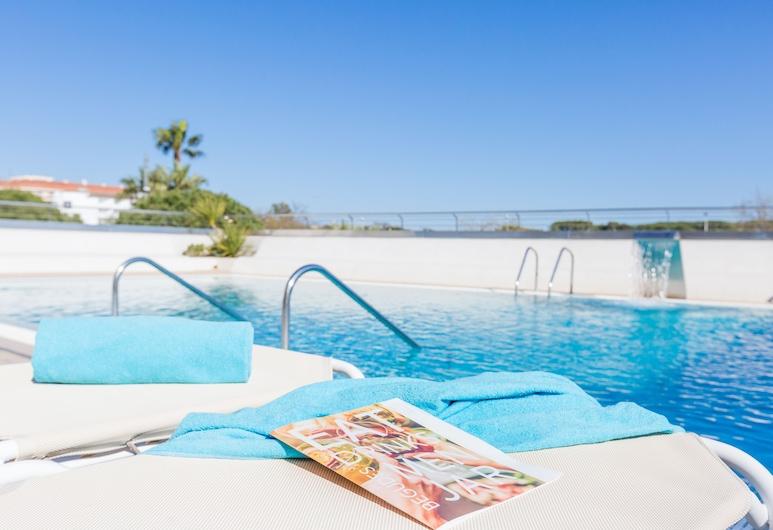 Aparthotel Odissea Park, Santa Susanna, Εξωτερική πισίνα