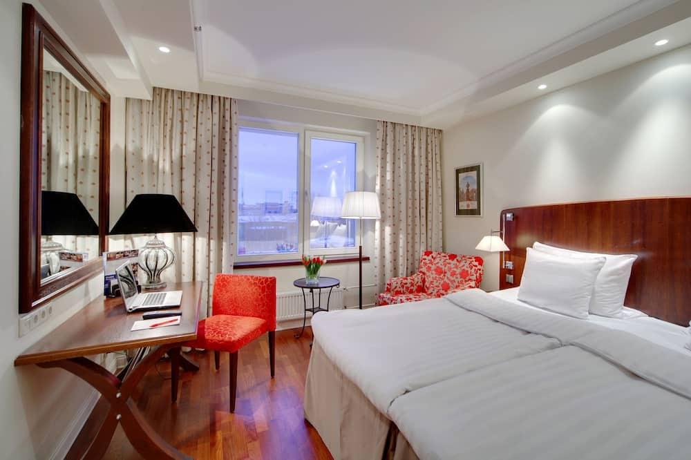 Phòng Tiêu chuẩn, 1 giường cỡ king - Khu phòng khách