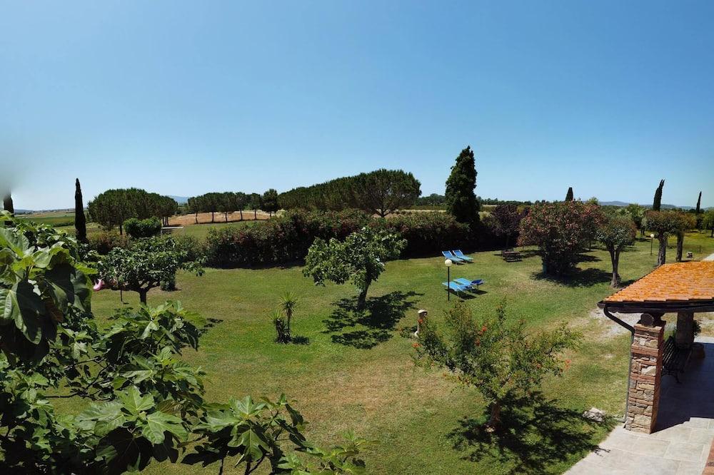 ダブルルーム (1 名様利用) - ガーデン ビュー