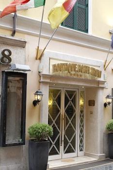 Slika: Boutique Hotel Trevi ‒ Rim