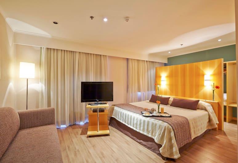 Transamerica Executive Moema, San Paulas, Standartinio tipo dvivietis kambarys, Kambarys