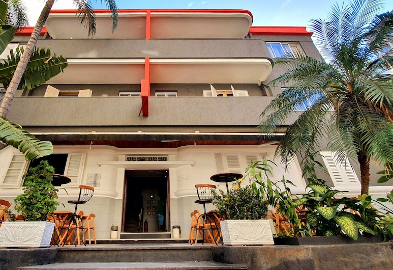 安格伦斯酒店, 里约热内卢