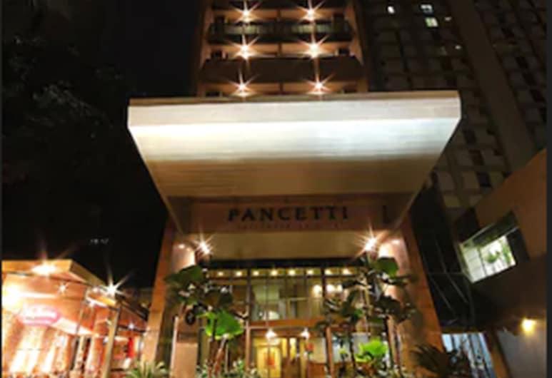 برومينيد بانسيتي, بيلو هورزونتي, واجهة الفندق