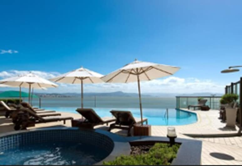 Majestic Palace Hotel, Florianopolis, Pool