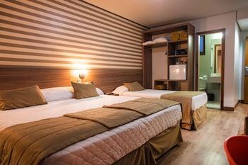 Fotografia hotela (Hotel Continental Business) v meste Porto Alegre