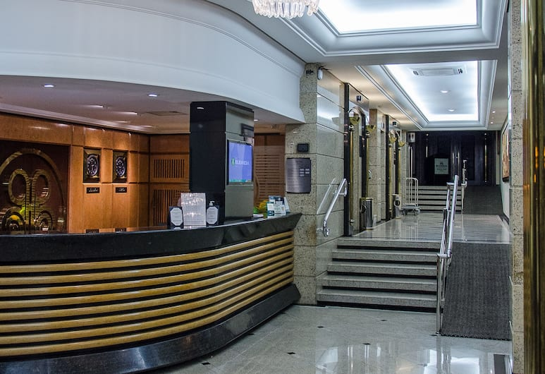 Bourbon Londrina Business Hotel, Londrina, Reception