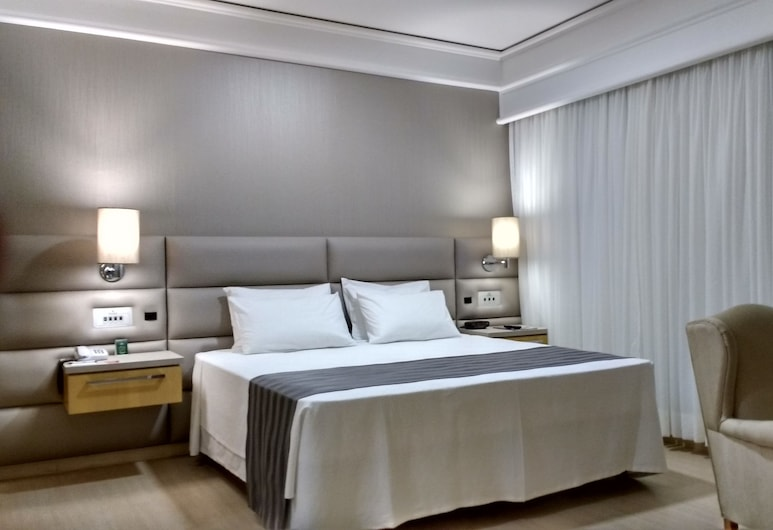 Bourbon Londrina Business Hotel, Londrina, Herbergi