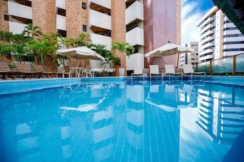 Maceio bölgesindeki San Marino Suite Hotel resmi