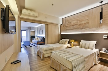 Picture of San Marino Suite Hotel in Goiania