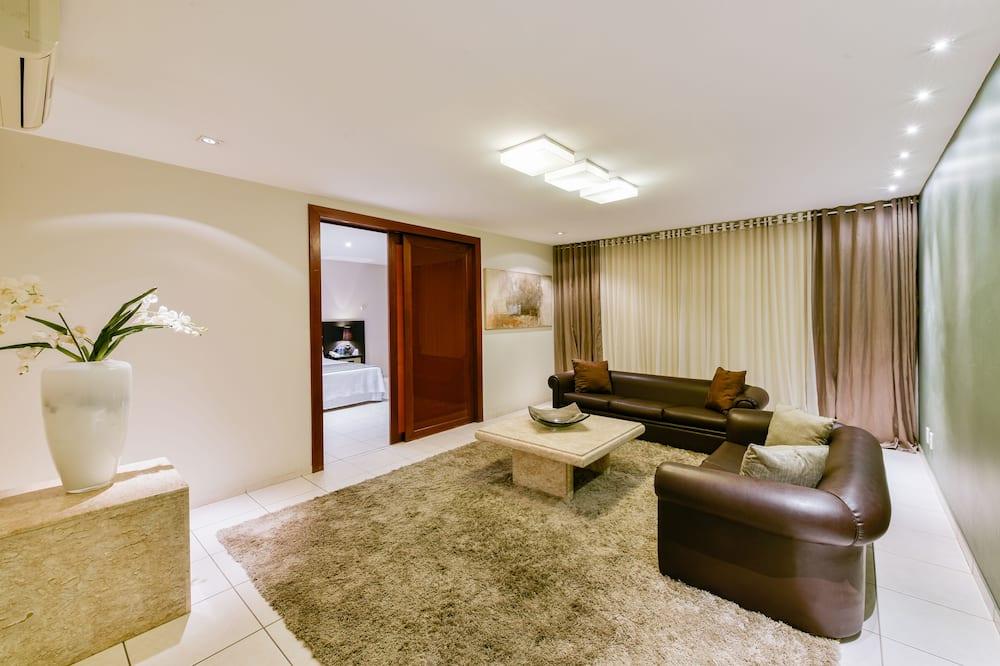 Suite Imperial - منطقة المعيشة