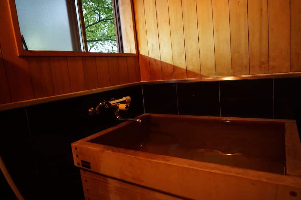 風景館 モダン和室8畳  (禁煙) - バスルーム