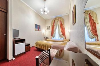 Selline näeb välja Antares by Center Hotels, Peterburi