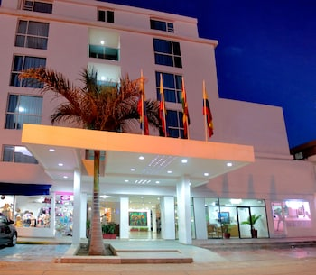 Picture of Hotel Playa Club in Cartagena