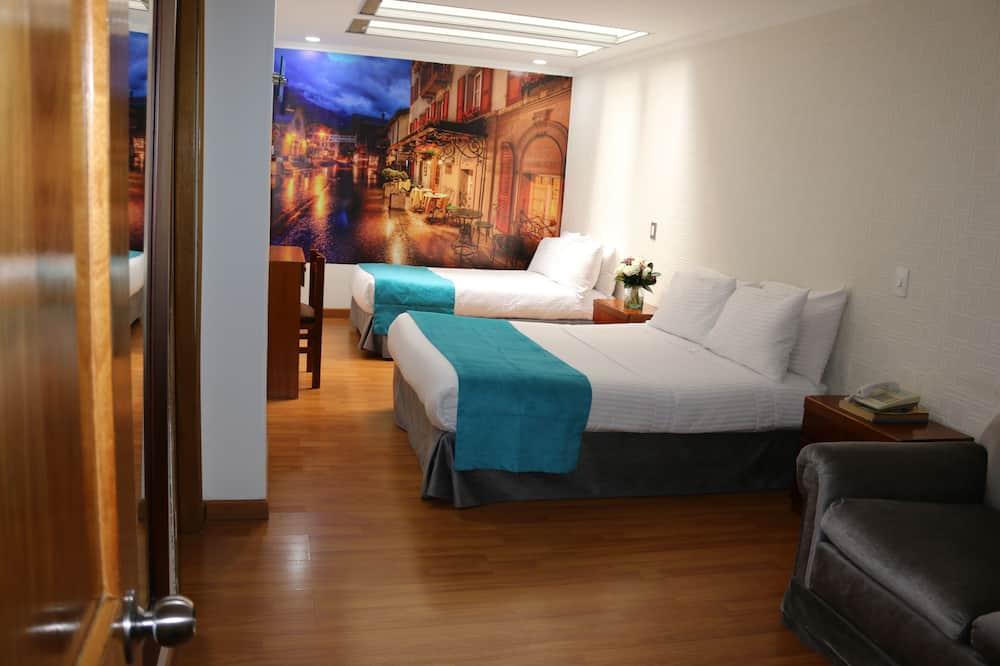 Habitación con 2 camas individuales - Habitación