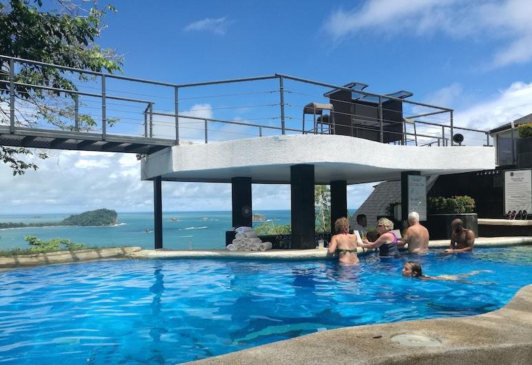 Oceans Two Resort, Manuel Antonio, Alberca al aire libre